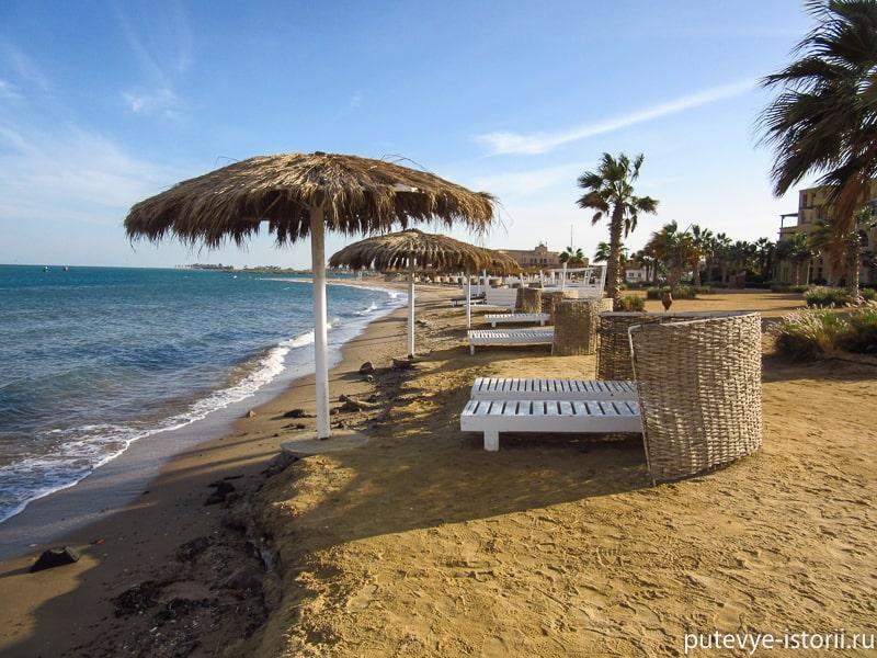 эль-гуна пляж