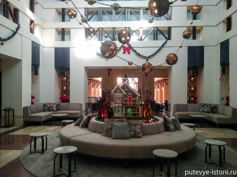 эль-гуна отель шератон