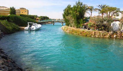 Эль-Гуна, «египетская венеция»