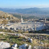 Античные города Турции: Сагалассос