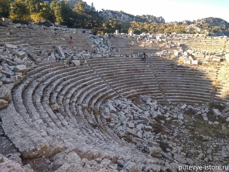 термессос театр