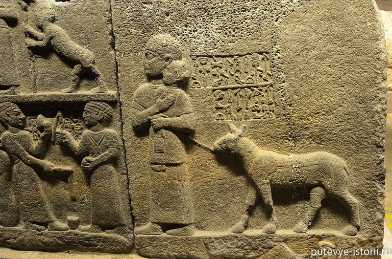 Анкара музей анатолийских цивилизаций
