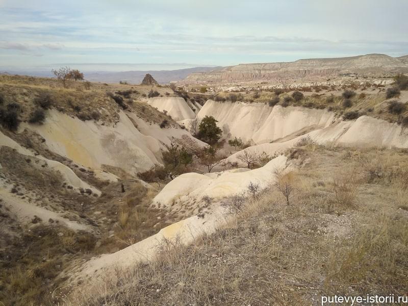 каппадокия долина мескендир