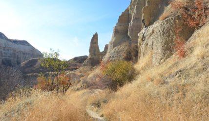 Каппадокия: как добраться, где селиться, когда ехать