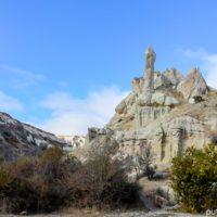 Долина Голубятен, маршрут от Гереме к Учхисару