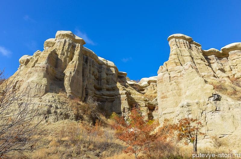 долина голубятен каппадокия