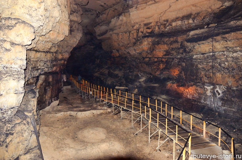 пещера тыназтепе турция