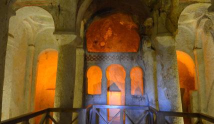 Музей Гереме под открытым небом, «каппадокийский Афон»