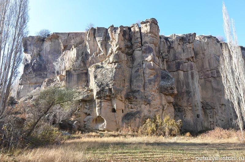 долина ихлара каппадокия