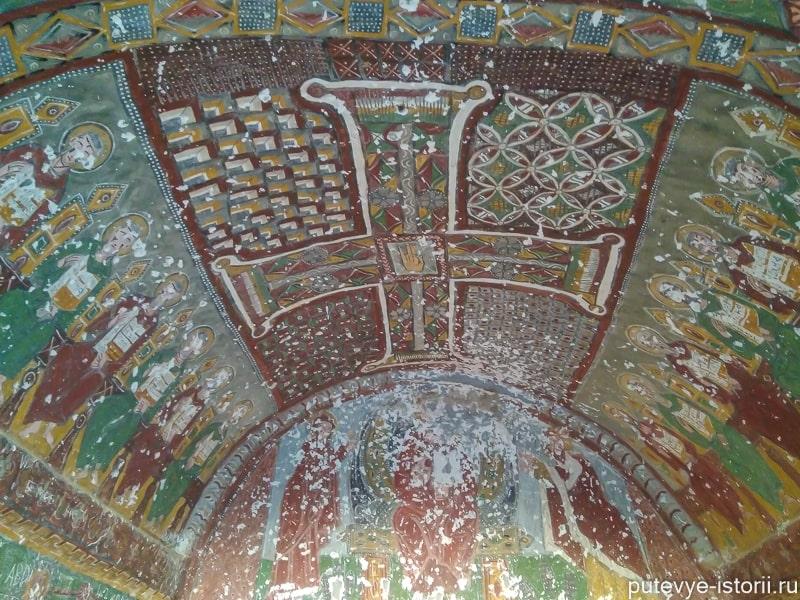 церковь кокар долина ихлара