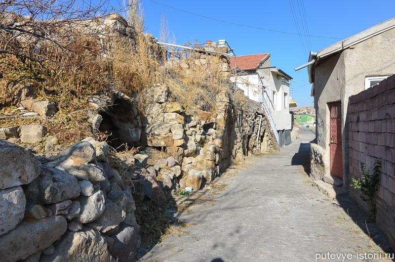 деревня ихлара