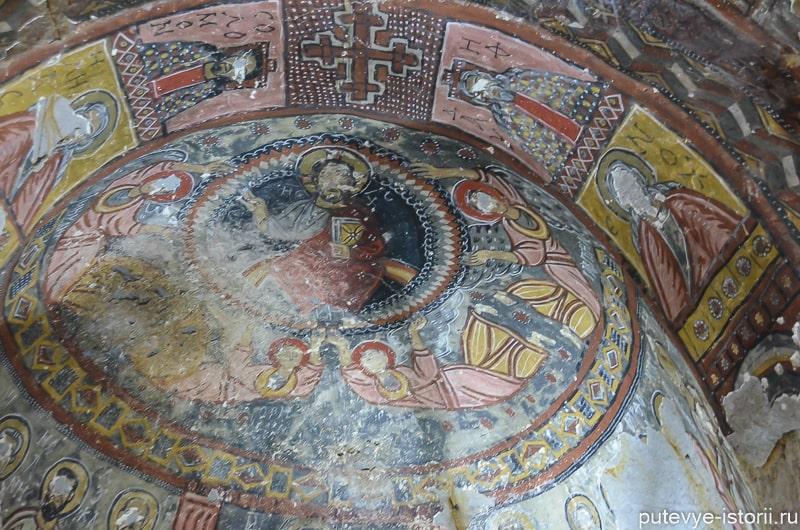 змеиная церковь ихлара