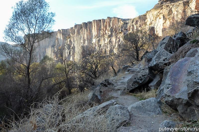 каньон ихлара самостоятельно