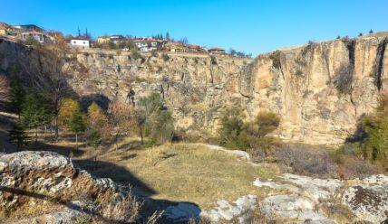 Долина Ихлара, Южная Каппадокия