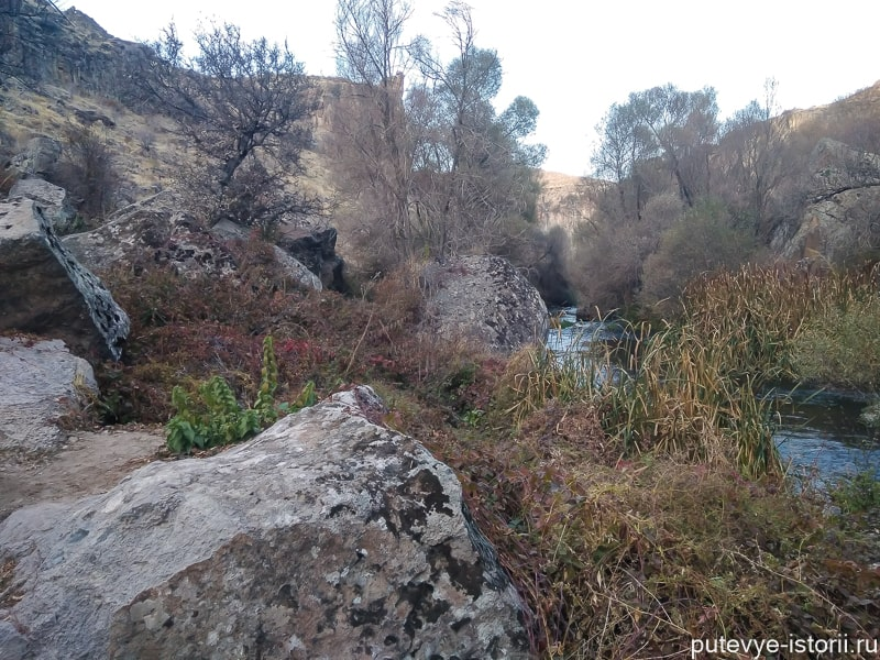 долина ихлара самостоятельно