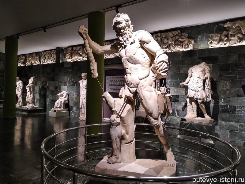 музей антальи
