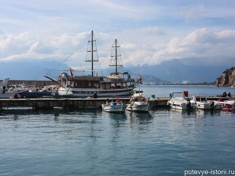 анталья порт