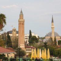Город Анталья: достопримечательности и парки