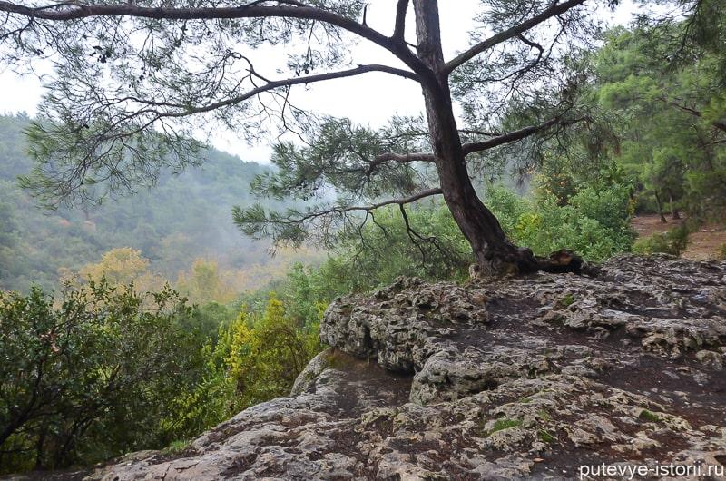 парк водопадов анталья