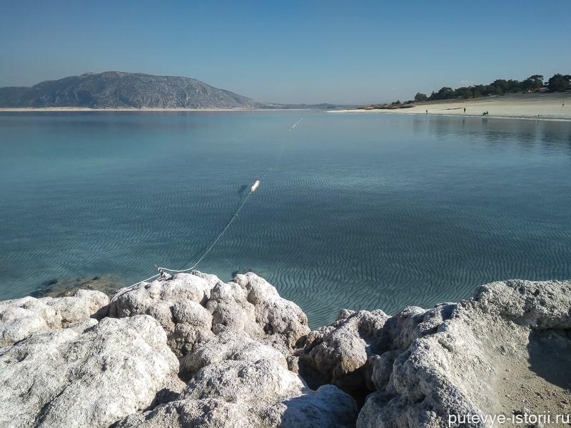озеро салда можно ли купаться