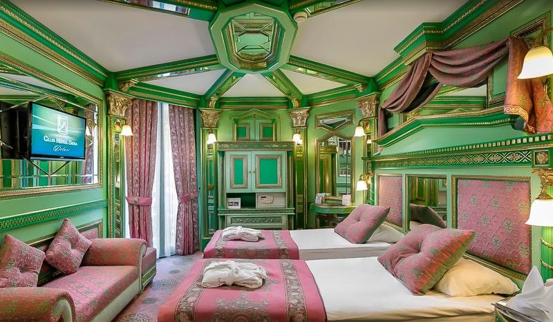 отель sera antalya