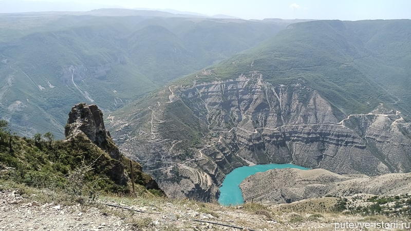 сулакский каньон дагестан дубки