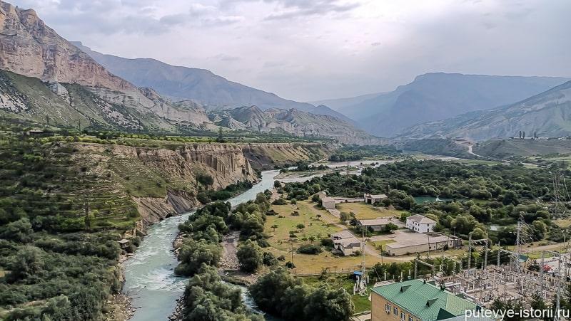 долина реки каракойсу
