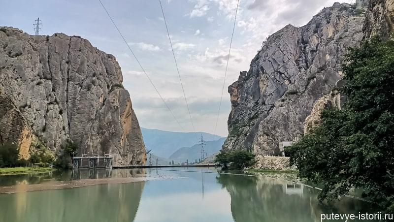 гуниб ГЭС