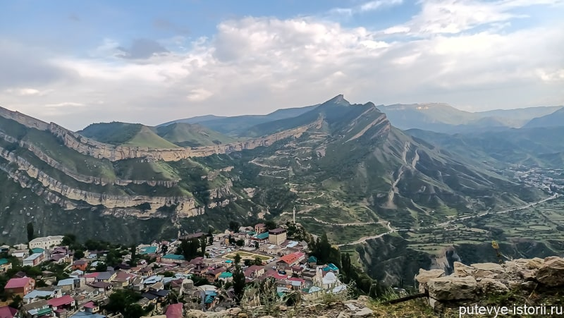 Гуниб путешествие по дагестану