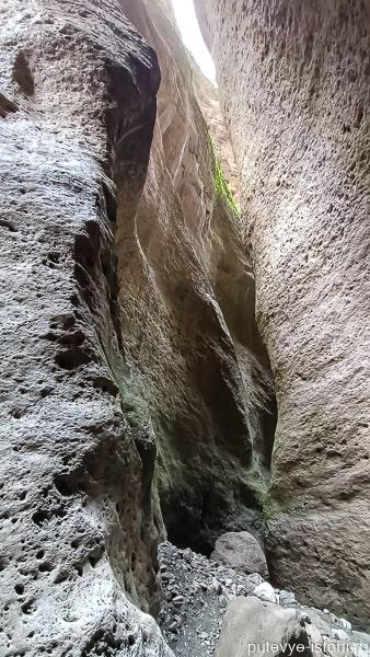 карадахская теснина фото