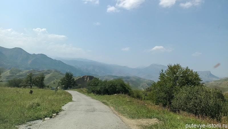 дорога в гамсутль