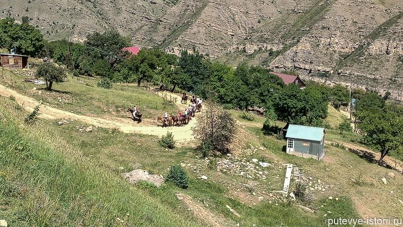 село гамсутль дагестан