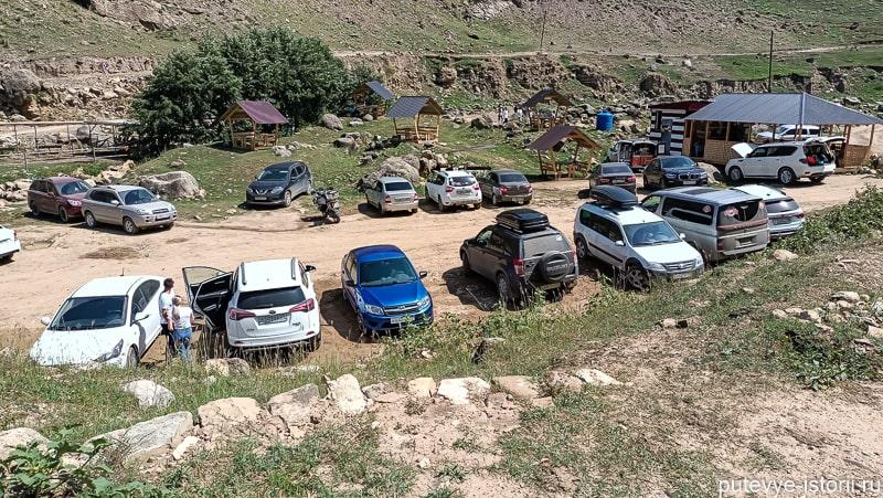 гамсутль дагестан парковка